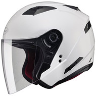 GMAX OF77 Helmet - Pearl White