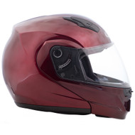 GMAX MD04 Helmet - Wine Red