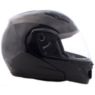 GMAX GM38 Full Face Street Helmet - Black