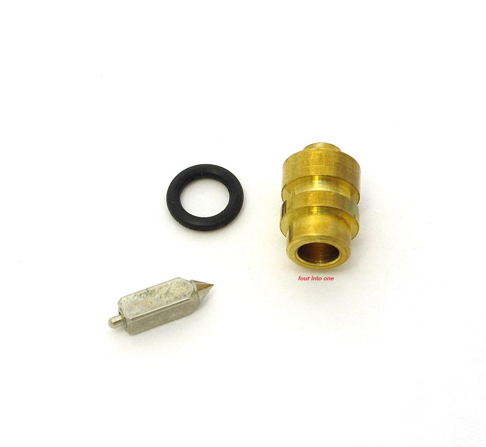 Replica Keihin Float Needle Valve Assembly 16011 329 004 Carburetor Diagram In Addition Honda Cv On Image 1