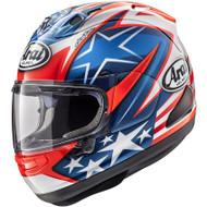 Arai Corsair-X Nicky-7 Helmet - Blue