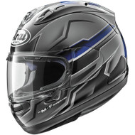 Arai Corsair-X Scope Helmet - Black Frost