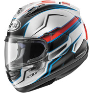 Arai Corsair-X Scope Helmet - White