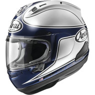 Arai Corsair-X Spencer 40th Helmet - Silver