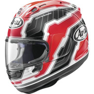 Arai Corsair-X Mamola Edge Helmet - Red