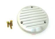 Joker Machine CB750 Clutch Cover - Finned Clear