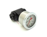 Joker Machine CB750 Oil Pressure Gauge Assembly - Black