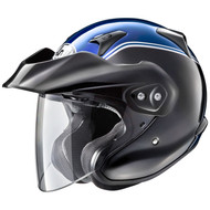 Arai XC-W Gold Wing Helmet - Blue / Black