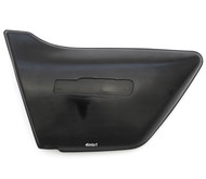 Side Cover - Left - Recessed - Kawasaki KZ650 - 1977-1980