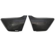 Side Cover Set - Recessed - Kawasaki KZ650 - 1977-1980