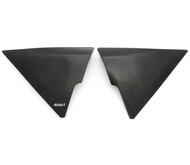 Side Cover Set - Kawasaki Z1R KZ1000-D - 1978-1980