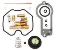 Deluxe Carburetor Rebuild Kit w/ Air Cut Off Valve - Honda XR250R - 1986-1995