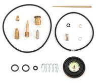 Deluxe Carburetor Rebuild Kit w/ Air Cut Off Valve - Honda XL350 - 1974-1975
