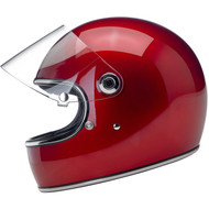 Biltwell Gringo S - DOT / ECE Helmet - Metallic Candy Red