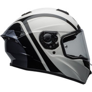 Bell Star MIPS-Equipped DLX Helmet - Tantrum Matte Gloss White / Black / Titanium