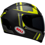 Bell Qualifier DLX MIPS-Equipped Helmet - Torque Matte Black / Hi-Viz