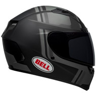 Bell Qualifier DLX MIPS-Equipped Helmet - Torque Matte Black / Gray