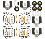 Ultimate Carburetor Rebuild Kit - Honda CB750K CB750L - 1979