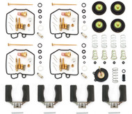 Ultimate Carburetor Rebuild Kit - Honda GL1100 Gold Wing