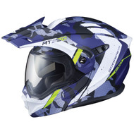 Scorpion EXO AT950 Outrigger Modular Helmet - Matte Blue