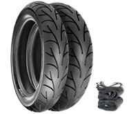 Continental Conti Go! Tire Set - Honda CB350/360/400F CL/CJ360