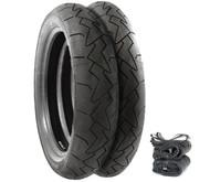Continental Conti Classic Attack Tire Set - Honda CB350/360/400F CL/CJ360