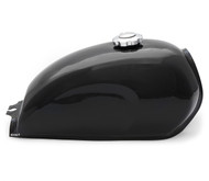 The Skyline Cafe Racer Gas Tank - Black