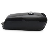 The Horizon Cafe Racer Gas Tank - Black