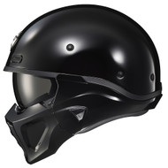 Scorpion Covert X Helmet - Solid Gloss Black