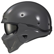 Scorpion Covert X Helmet - Solid Cement Grey