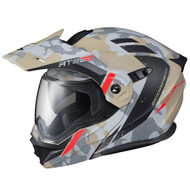 Scorpion EXO AT950 Outrigger Modular Helmet - Sand