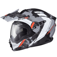 Scorpion EXO AT950 Outrigger Modular Helmet - Matte Grey