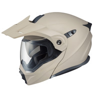 Scorpion EXO AT950 Modular Helmet - Solid Matte Sand