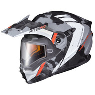 Scorpion EXO AT950 Outrigger Dual Lens Helmet - Matte Grey