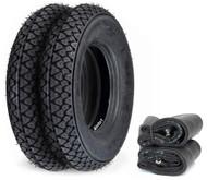 Michelin S83 Tire Set - Honda Z50A/R