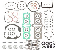 Engine Rebuild Kit w/ Pistons - Honda CB550