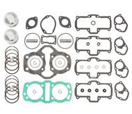 Top End Engine Rebuild Kit w/ Pistons - Honda CB450K CL450K