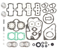 Engine Rebuild Kit w/ Pistons - Honda CB450K CL450K