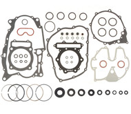 Engine Rebuild Kit w/ Piston Rings - Honda XL600R - 1983-1987