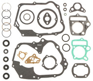 Engine Rebuild Kit w/ Piston Rings - Honda ATC/C/CT/SL70