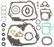 Engine Rebuild Kit w/ Piston Rings - Honda ATC/C/CT/SL70