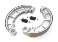 BikeMaster Rear Brake Shoes - 96-3004 - Honda CB450 CB500 CB550