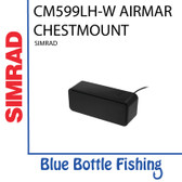 Airmar for Lowrance / SIMRAD CM599LH-W CHIRP CHESTMOUNT