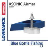 Xsonic Airmar SS260 Stainless Steel 1 kW Thru Hull