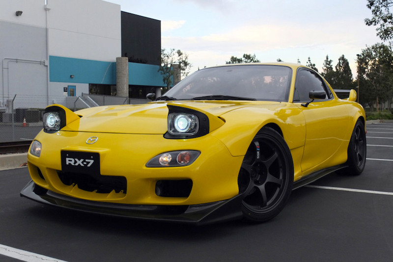 for sale sakebomb garage fd hid headlight group buy mazda rx7 forum. Black Bedroom Furniture Sets. Home Design Ideas