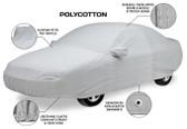RX8 Polycotton Car Cover
