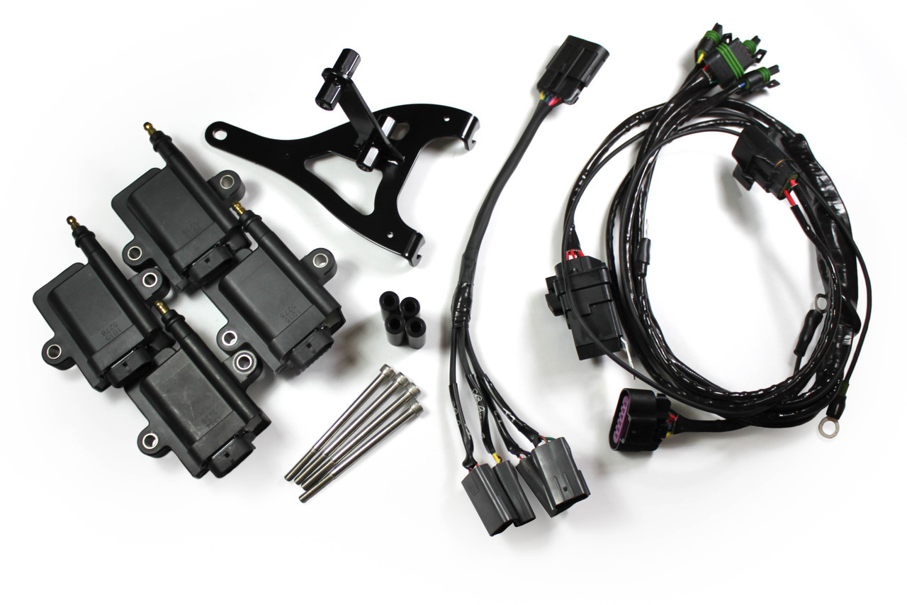 Ign 1a High Performance Ignition System Se3p Rx8 Lhd Mount Wiring Harness