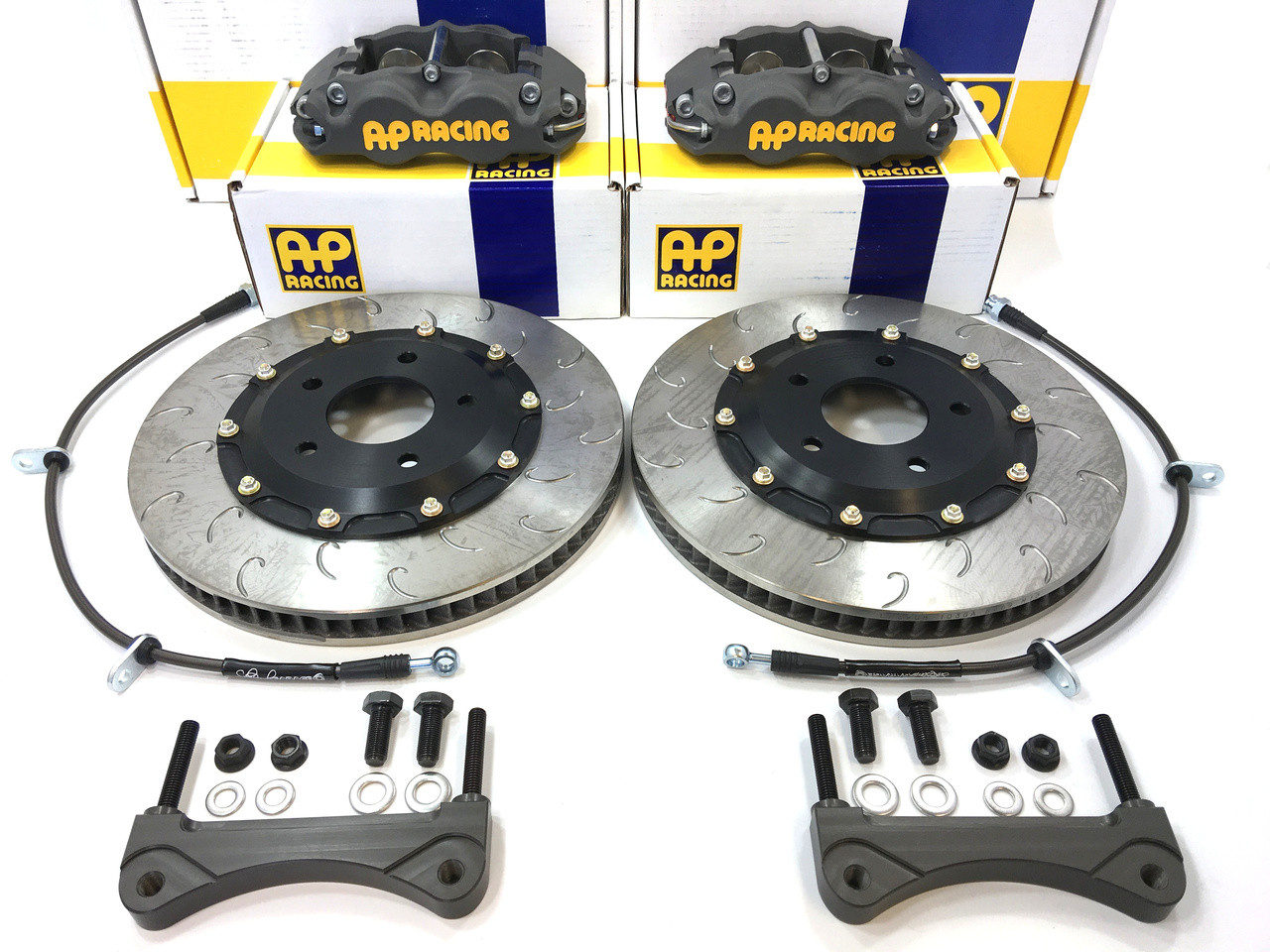AP Competition Brake System (S2000) - SakeBomb Garage LLC