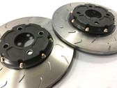 MiataSpeed 2-Piece Sport Rotor Rear Brake Kit