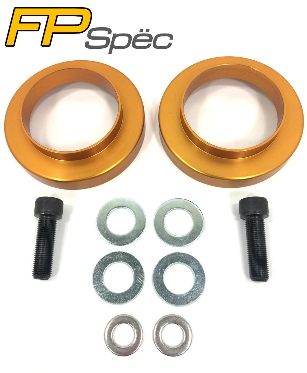 FPSpëc Ohlins DFV 70mm Rear Spring Adapter Kit (NC Miata/RX8
